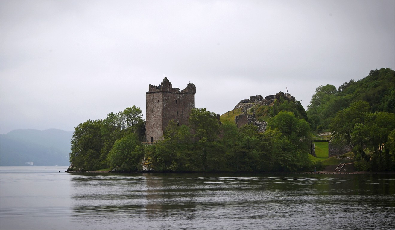 Urquhart Castle. Photo: AFP