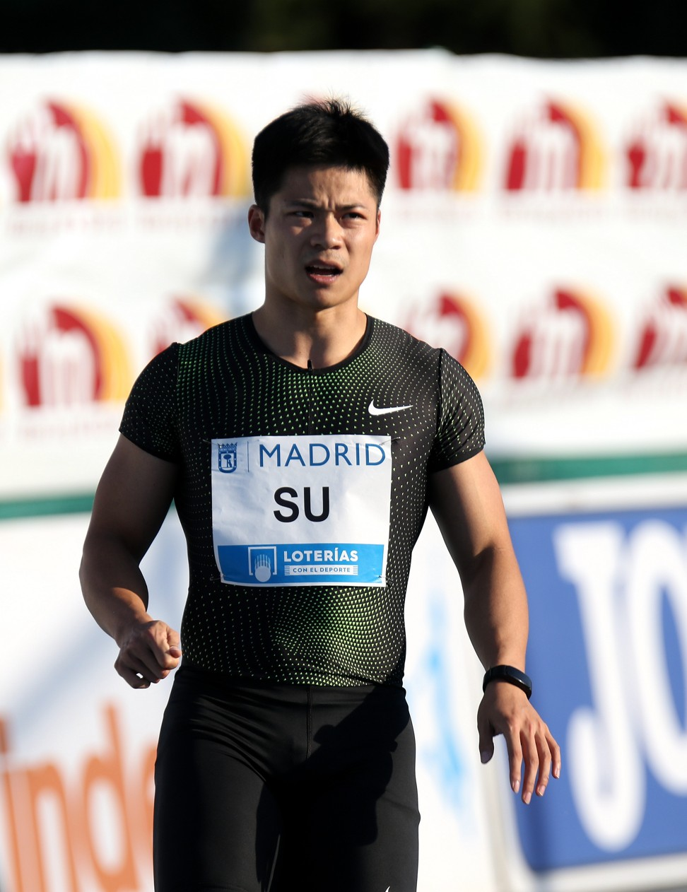 Su Bingtian snatches back 100m record, just three days ...