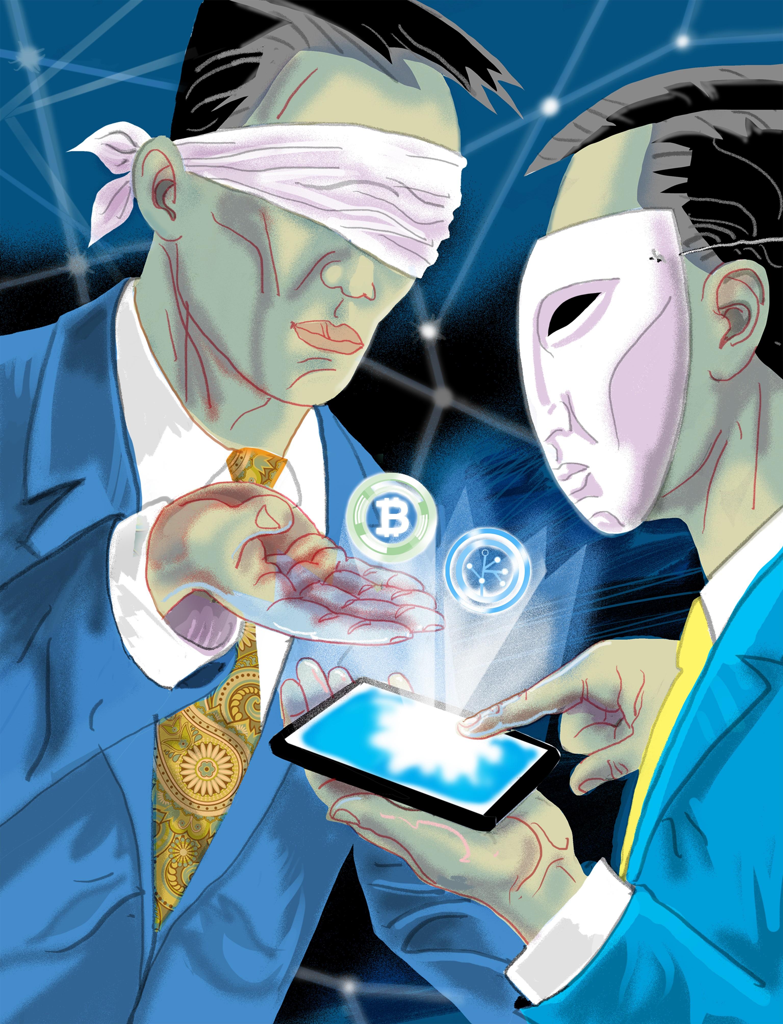 Bitcoin billionaires translate digital wealth into real world assets illustration craig stephens ccuart Gallery