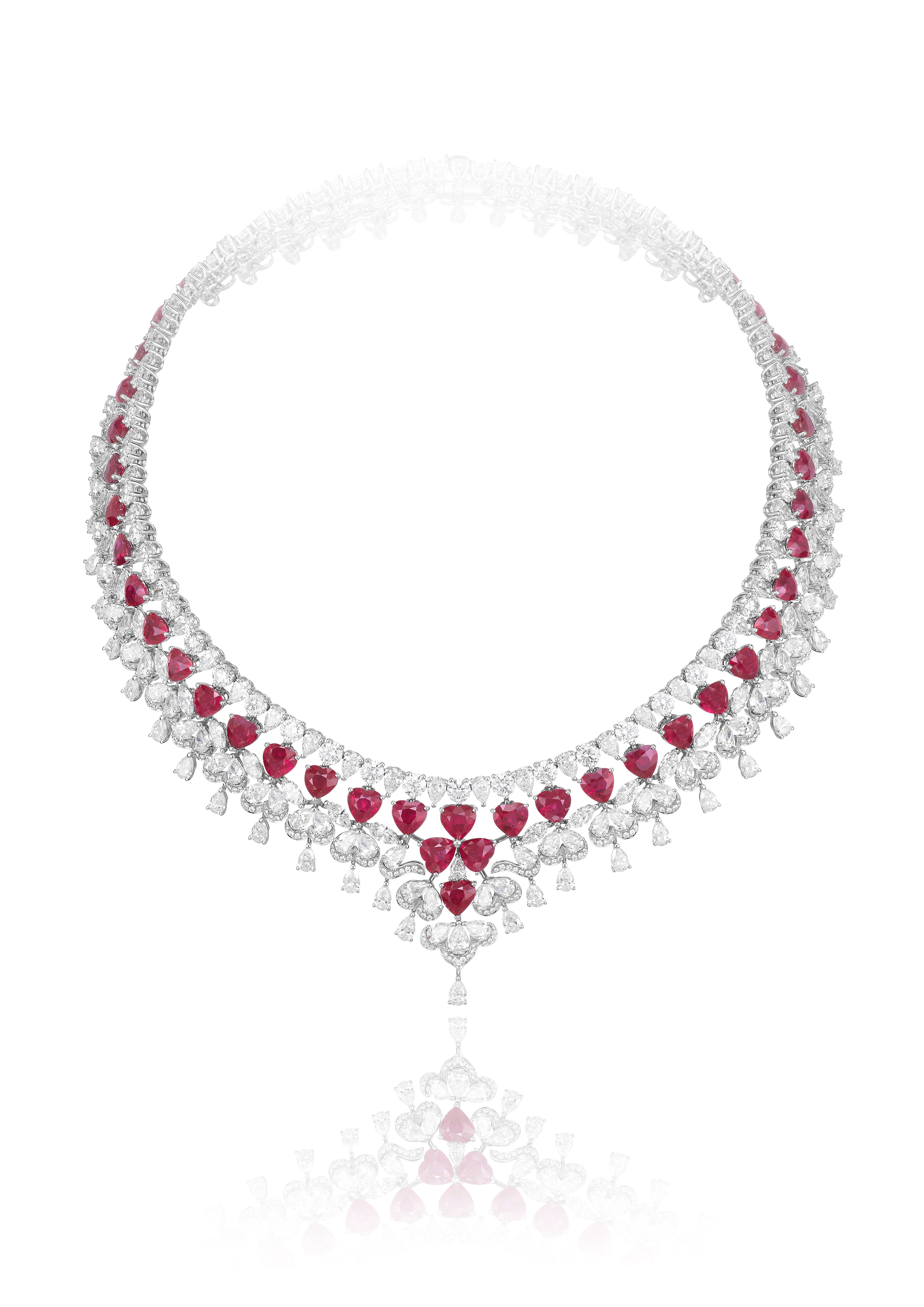 5 ruby statement jewellery pieces that sparkle in the crowd