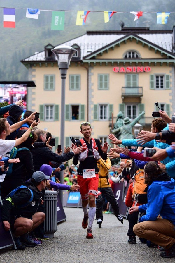 042e852ac Francios D'Haene wins the 2017 UTMB. The race is offering small rewards for  the winners for the first time this year. Photo: Hoka One One