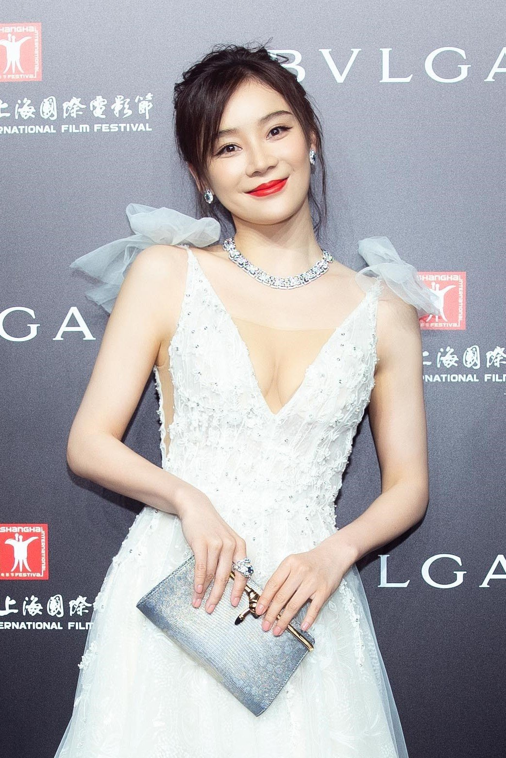 chinese pop idols kris wu and sammi cheng among stars at