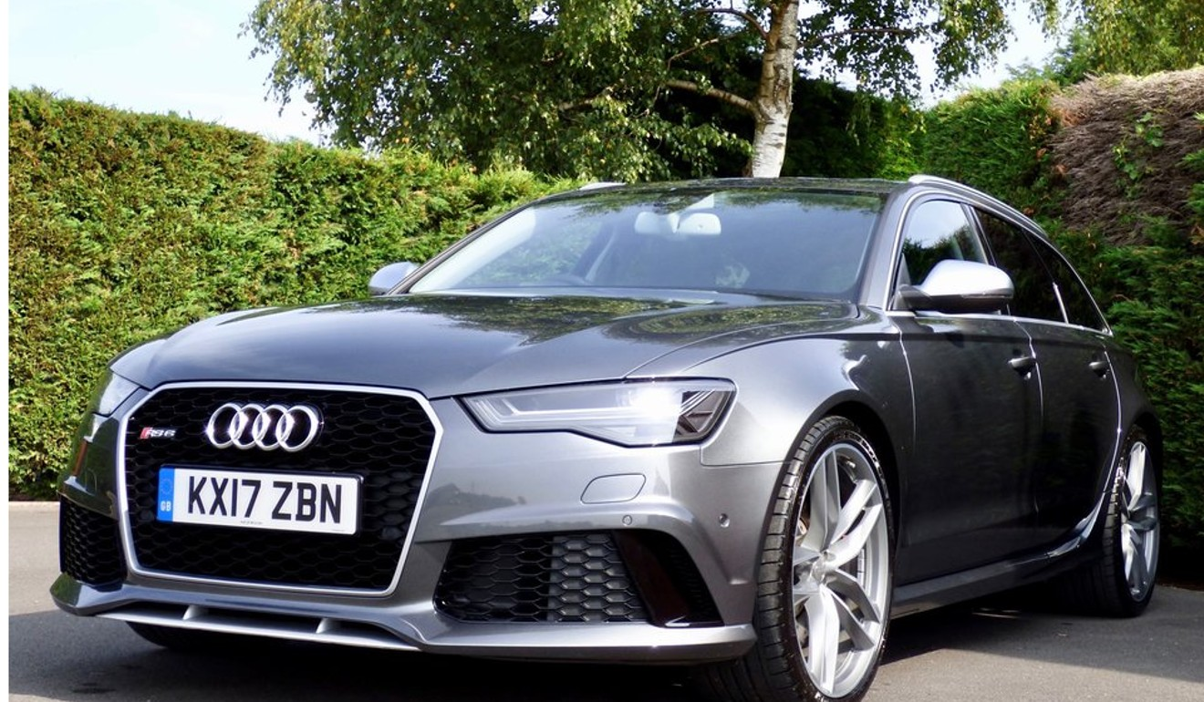 Want to buy Prince Harry and Meghan Markle\'s old Audi RS6 for US ...