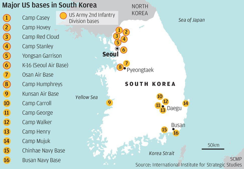 Fears Arise That Suspension Of Us South Korea Military Exercises