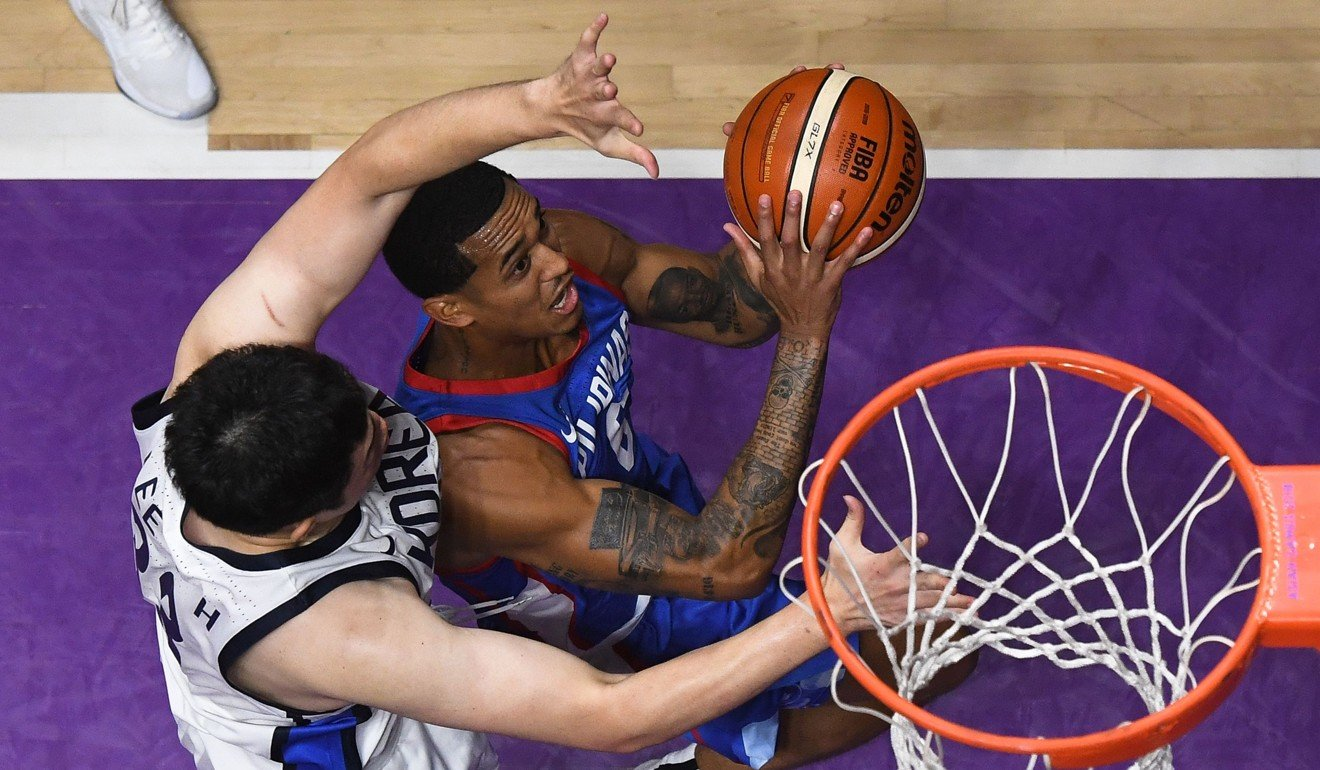39fe1d3630c Asian Games: sympathy for Jordan Clarkson after NBA star fails to fire  Gilas to victory against South Korea | South China Morning Post