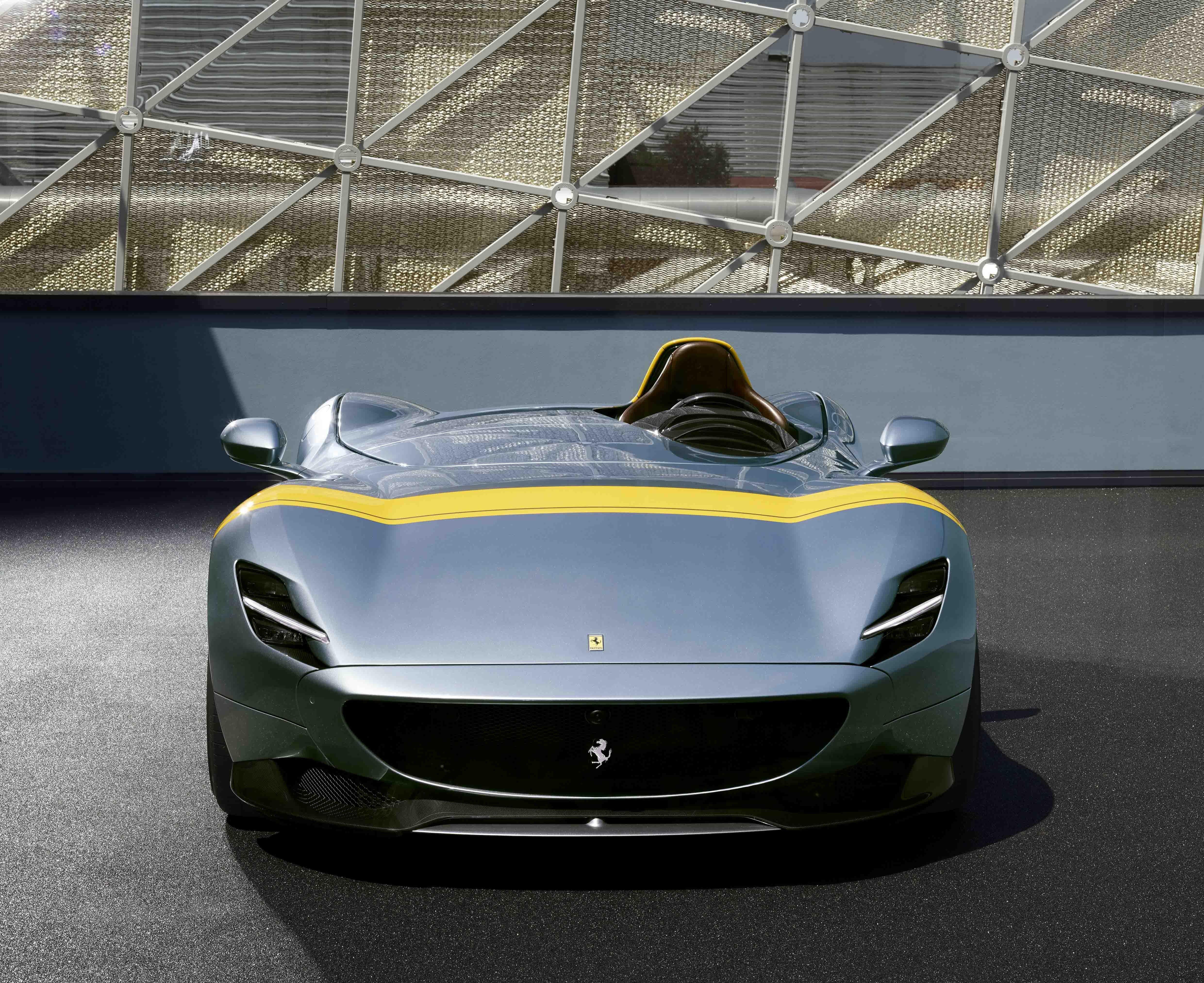 Will Ferrari S F1 Monza Supercar Help Beat Lamborghini And Aston