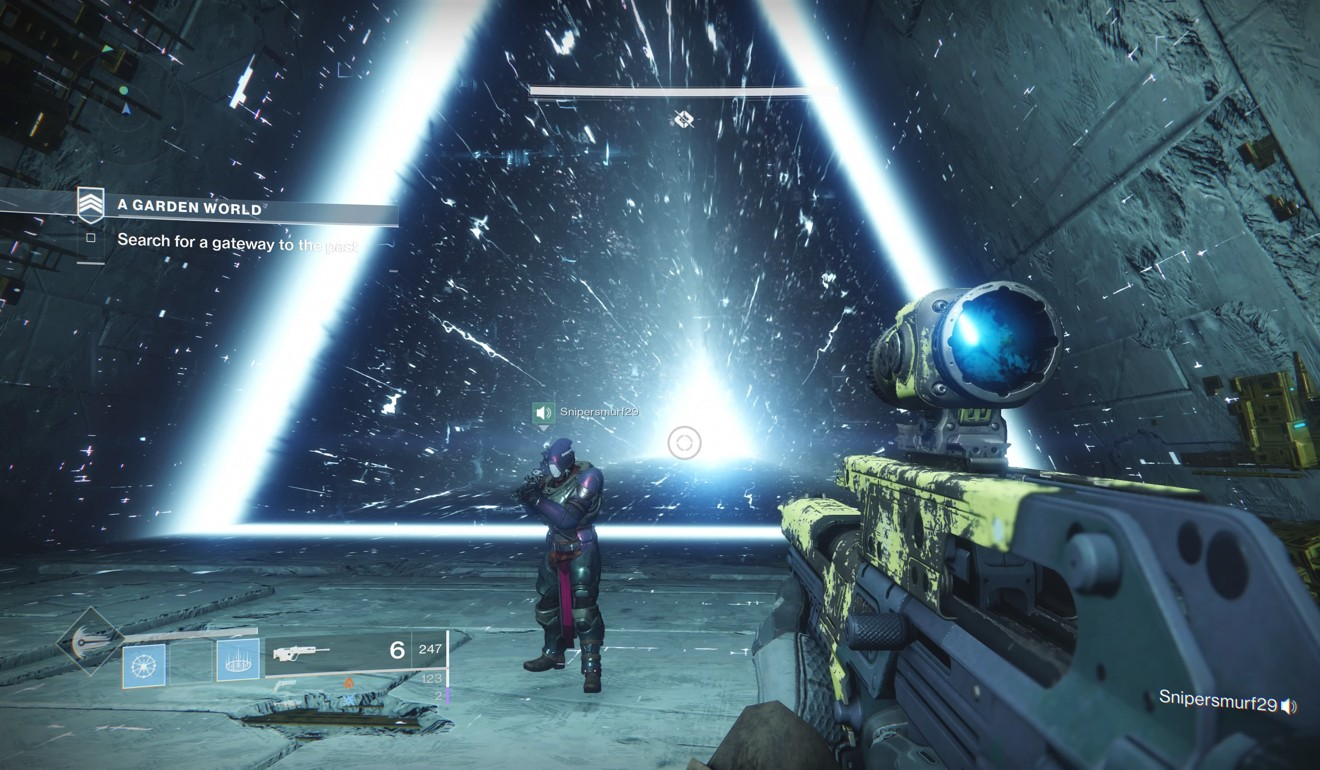 9020393daa4 Destiny 2  Forsaken review – expansion is addictive to play
