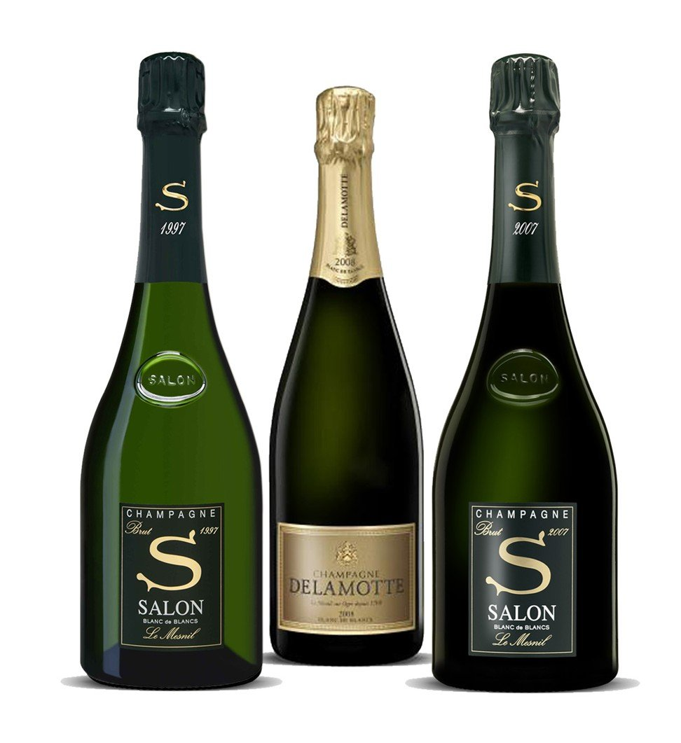 Why only exceptional vintages are released at century-old champagne ...
