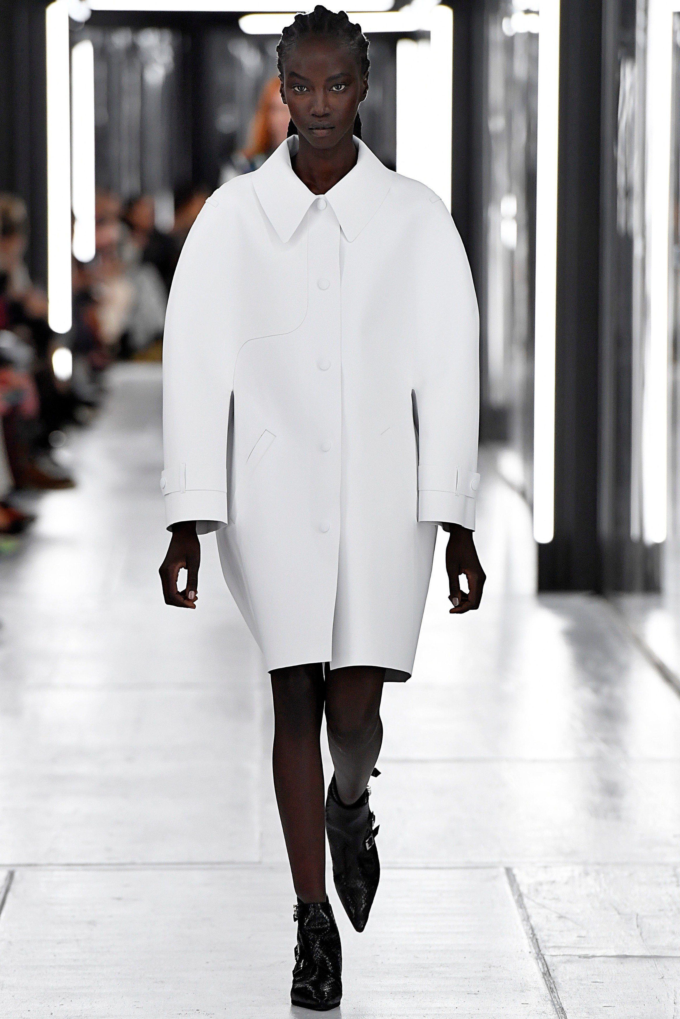 Nicolas Ghesquière looks to the future with space-age ...