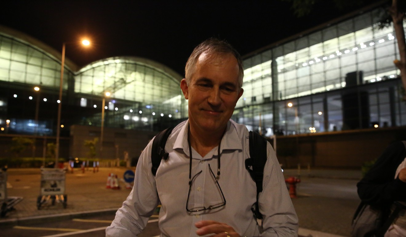 Hong Kong's denial of work visa for journalist Victor Mallet sends 'chilling message' about erosion of basic rights, Financial Times says