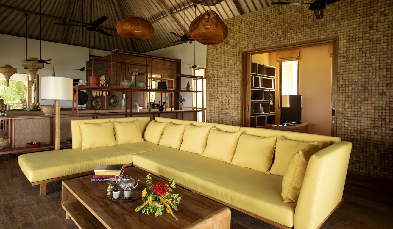 Inside A Bali Holiday Home Dreamed Up By A French