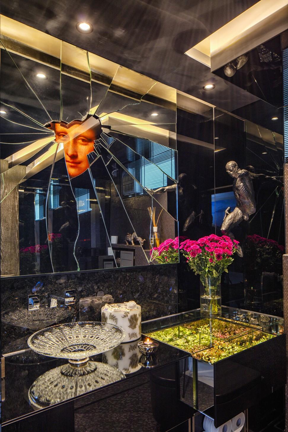 Inside An Entrepreneur S Hong Kong Penthouse Where Art