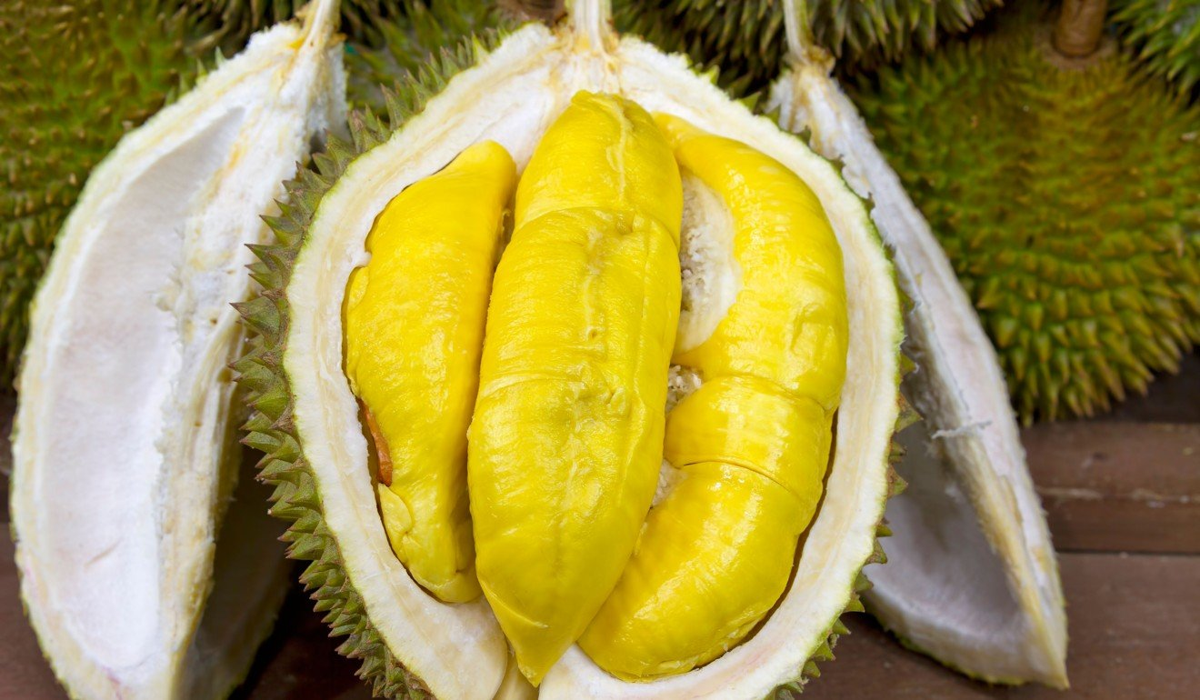 The value of China's fresh imports of durian fruit has climbed an average of 26 per cent a year over the past decade, reaching US$1.1 billion in 2016. Photo: SCMP Pictures