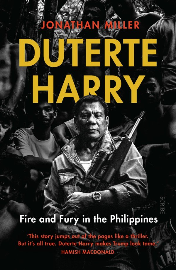 af4900e7dd3 Getting to the roots of Rodrigo Duterte  biographer on Philippine  president s puzzling past