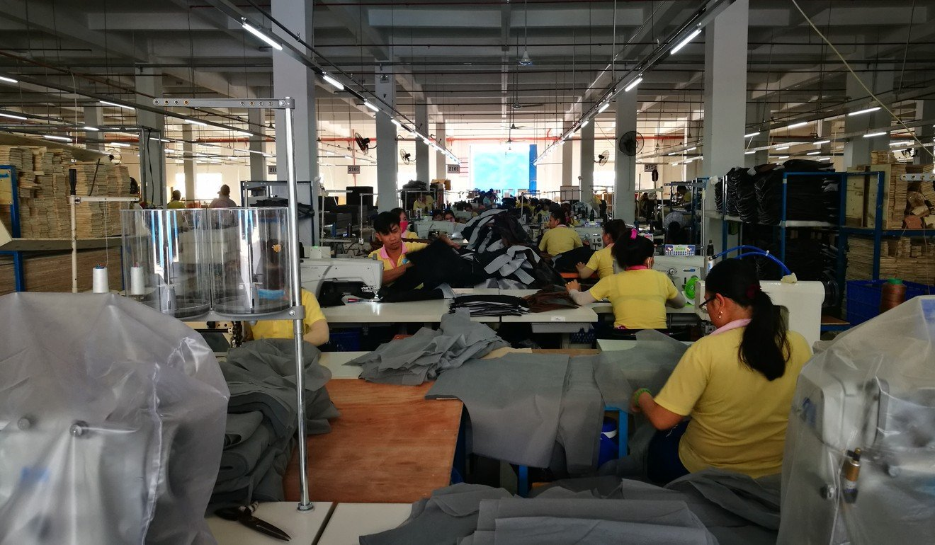 Manufacturers like Man Wah Holdings are relocating their operations to Vietnam. Photo: He Huifeng/SCMP