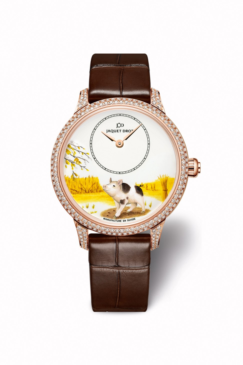2680be979747 Three Year of the Pig watches from Chopard