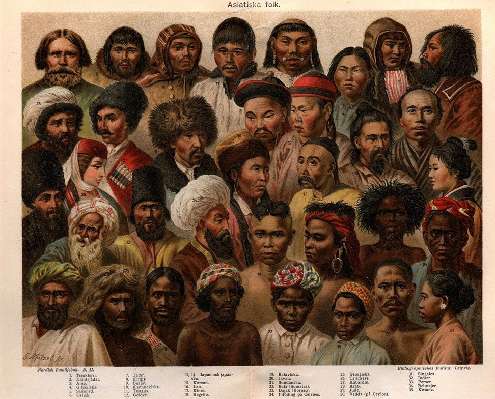 Swedish botanist and physician Carl Linnaeus decided that varieties of homo sapiens could be similarly separated into four continental types, one of which was called homo asiaticus. Photo: Handout
