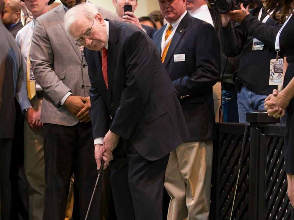 Just how frugal is billionaire Warren Buffett? You'd be