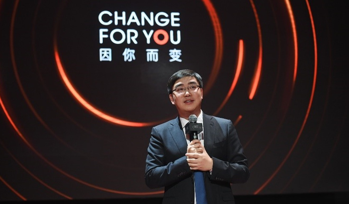 Cheng Wei, the founder and CEO of Didi Chuxing. Photo: Handout