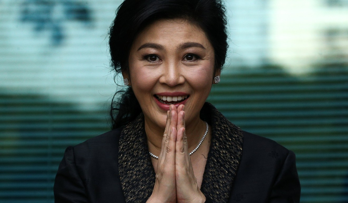 Thailand's former prime minister Yingluck Shinawatra. Photo: Reuters