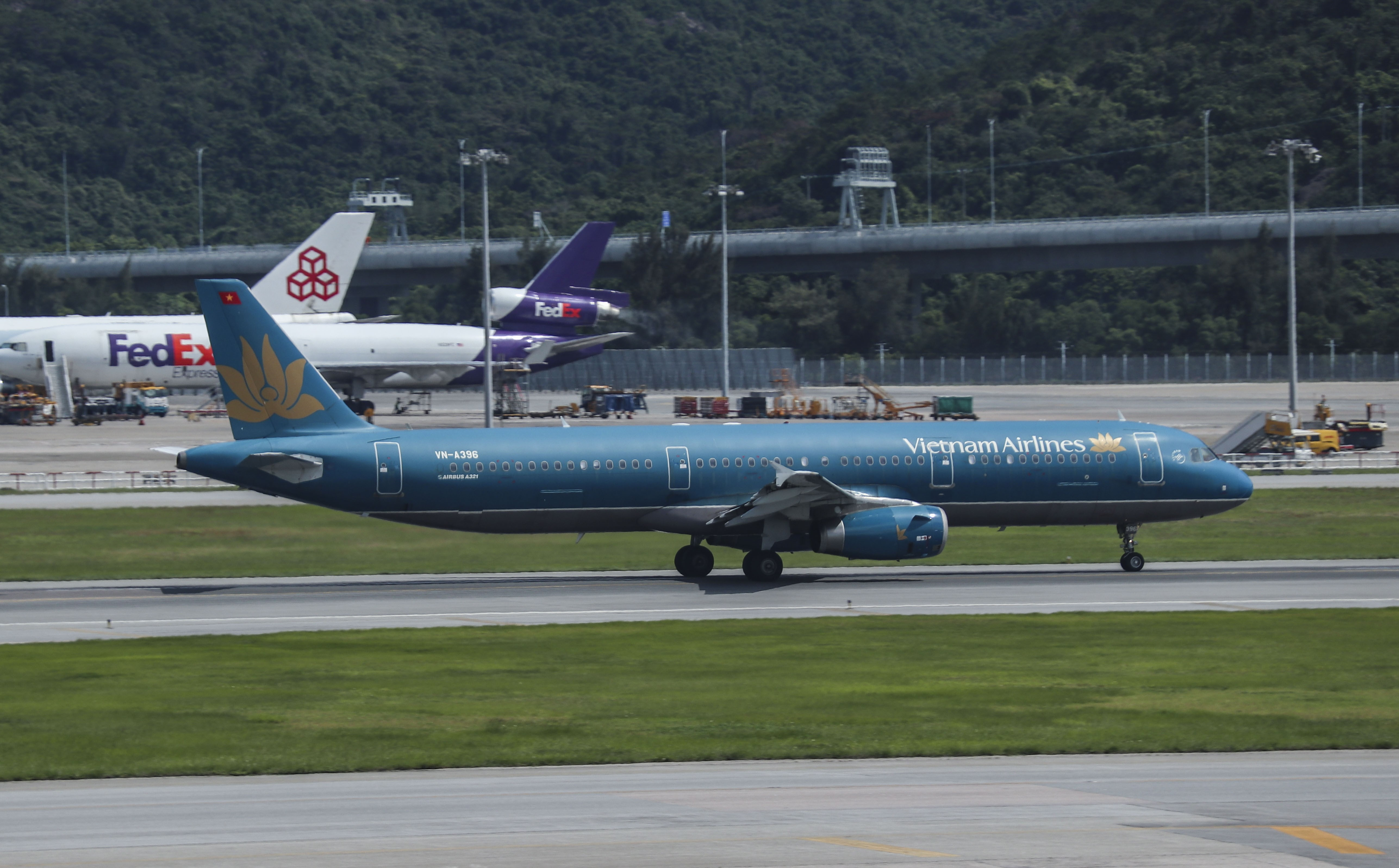 Hong Kong bans Boeing 737 MAX from city's airspace following