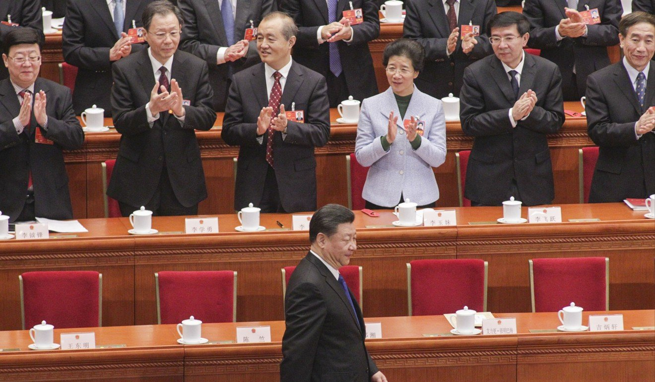 Chinese President Xi Jinping's hands-on approach to the US-China relationship might have exposed him to internal criticism, one observer says. Photo: Simon Song