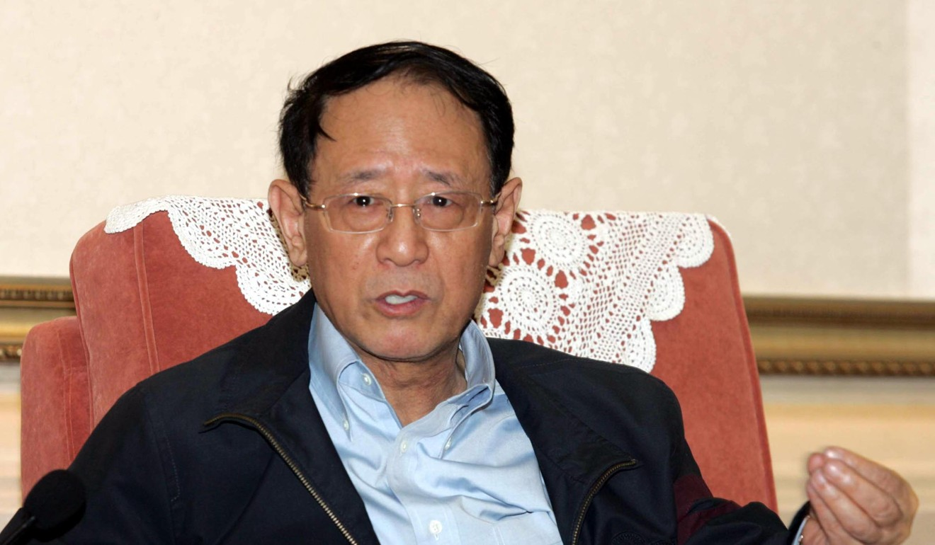Hu Deping, son of former Communist Party general secretary Hu Yaobang, says China must learn from the mistakes of the former Soviet Union. Photo: CNS