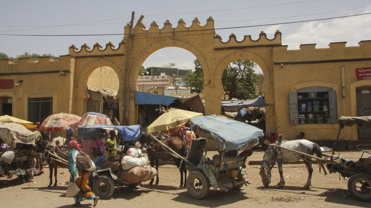 Under-the-radar Ethiopian city Dire Dawa draws tourists with cosmopolitan architecture and bustling markets