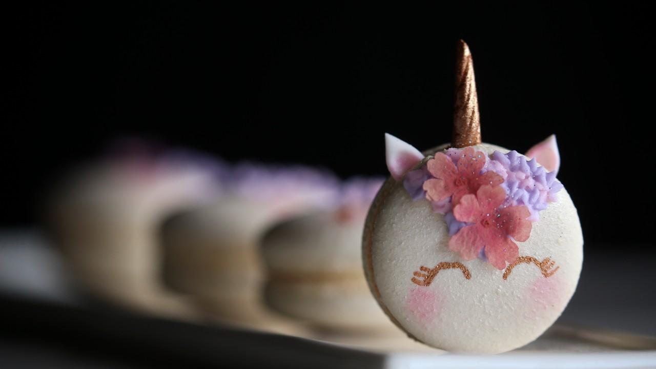 Learn how to make magical macarons: a Hong Kong baker gets creative