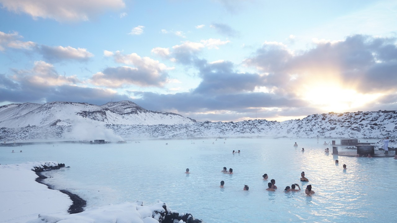 Explore Iceland's fiery volcanoes for a taste of imminent danger