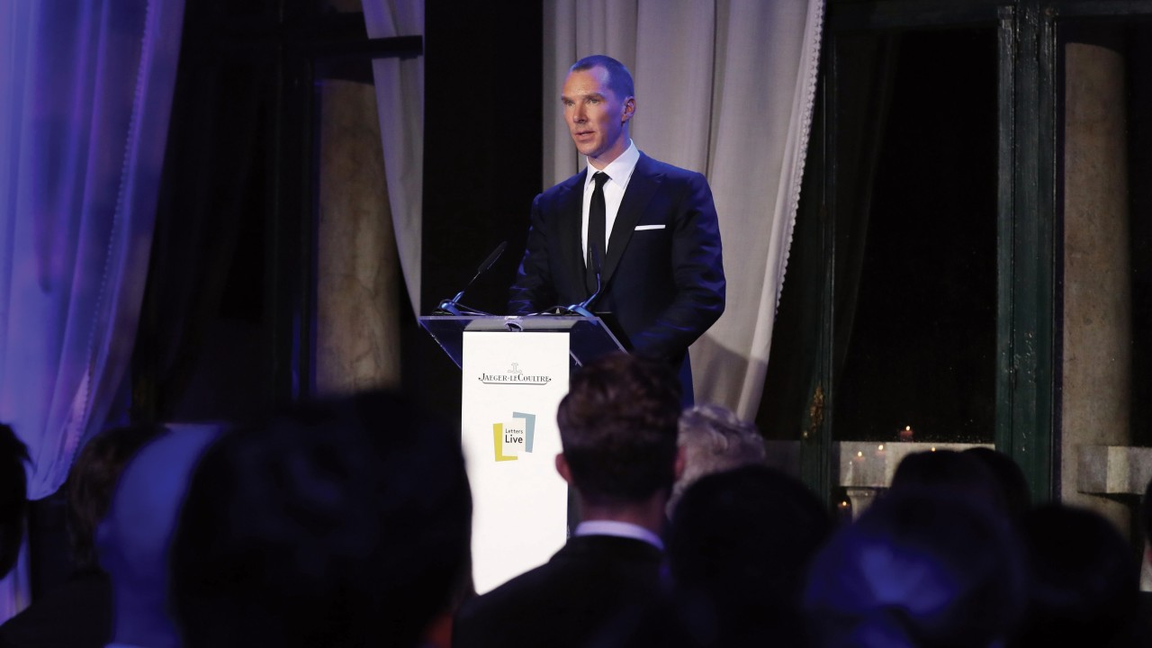Benedict Cumberbatch steals the spotlight at Jaeger-LeCoultre's Venetian dinner