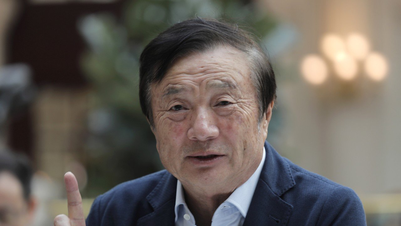 Huawei founder Ren Zhengfei on why he joined China's Communist Party and the People's Liberation Army