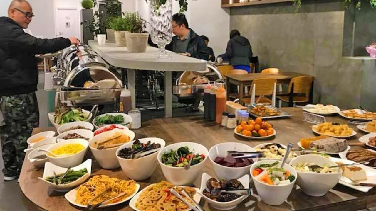 6 of Hong Kong's best vegetarian all-you-can-eat buffets
