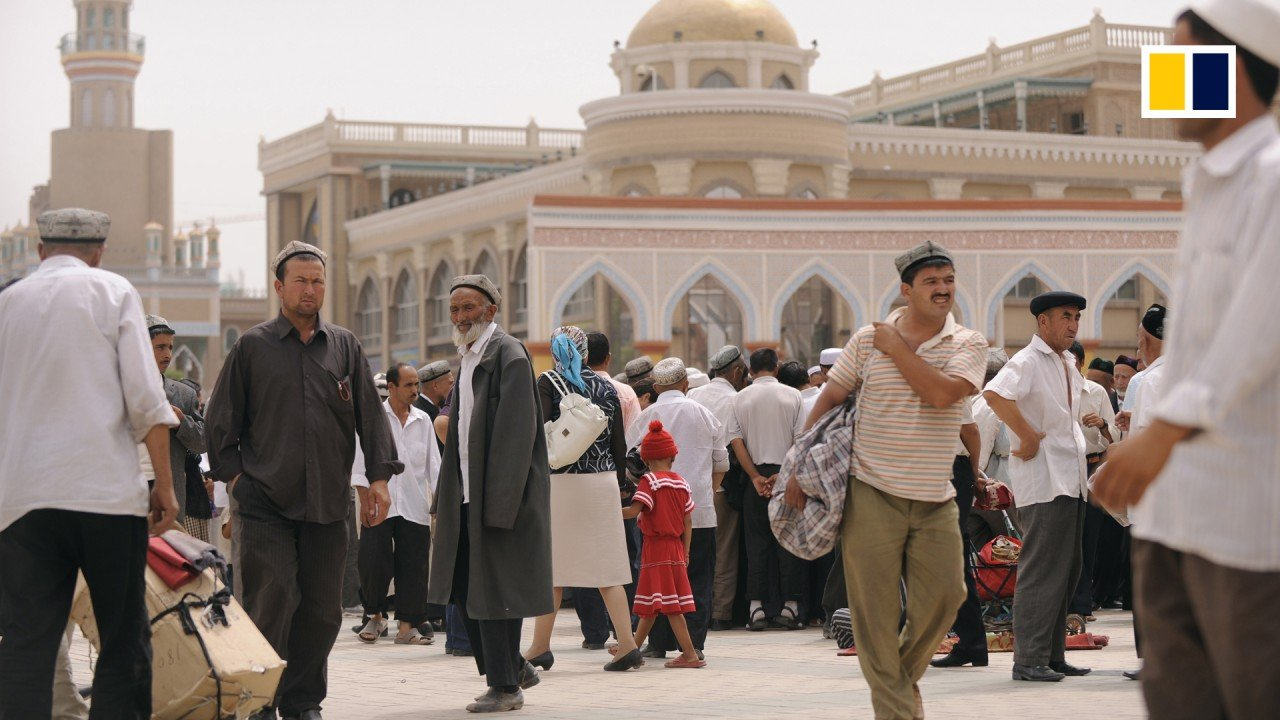 Xinjiang's 'fourteenth ethnicity' leave family language and culture for China's opportunities