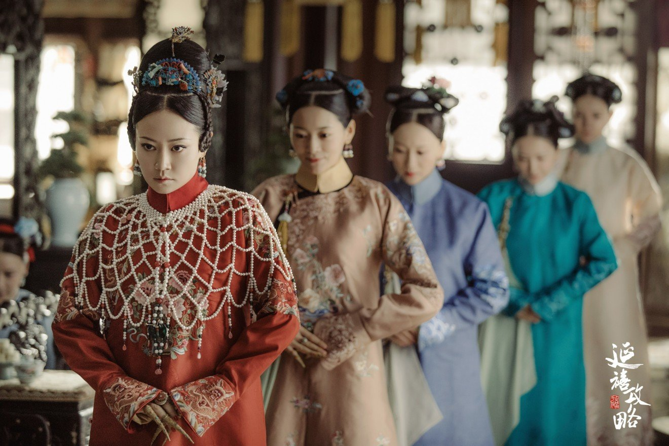 Hundreds of millions are following the Qing Dynasty scheming and intrigue on China's Netflix.