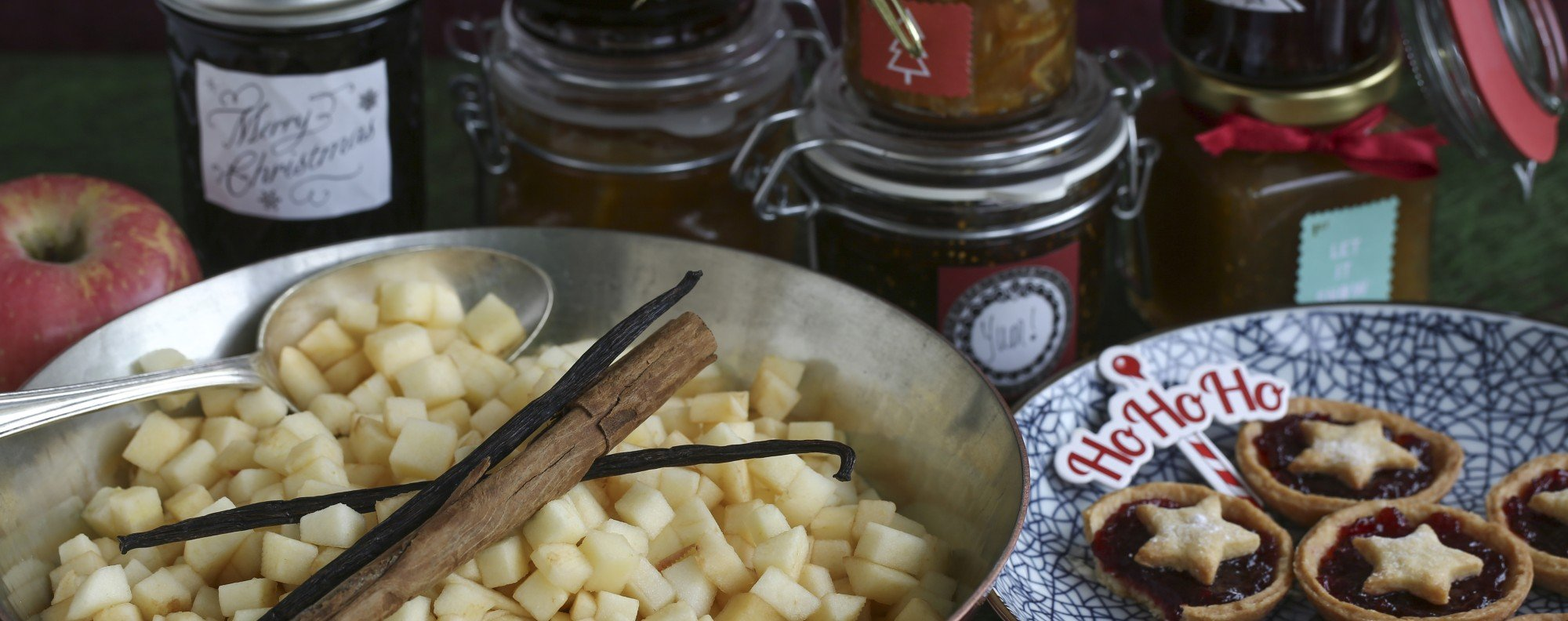 Susan Jung\'s recipes for Christmas preserves - perfect for gifts ...
