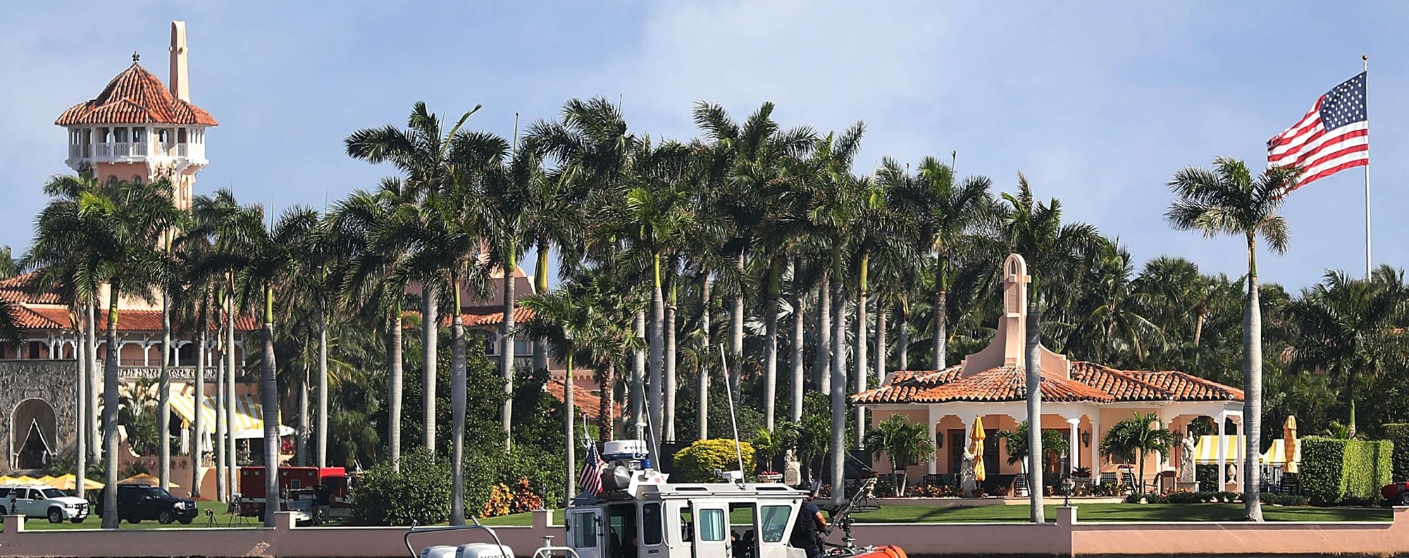 Mar-a-Lago Resort will host the China-US summit. Photo: AFP