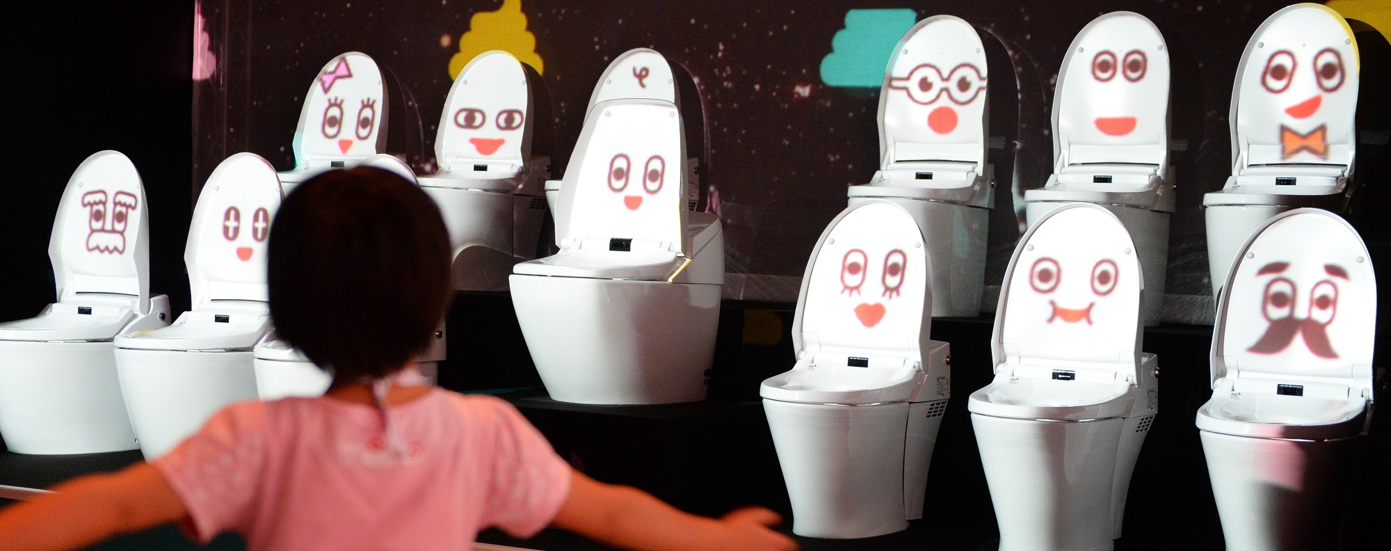 Olympic toilets: Japan sets gold standard, China a distant number 2 ...