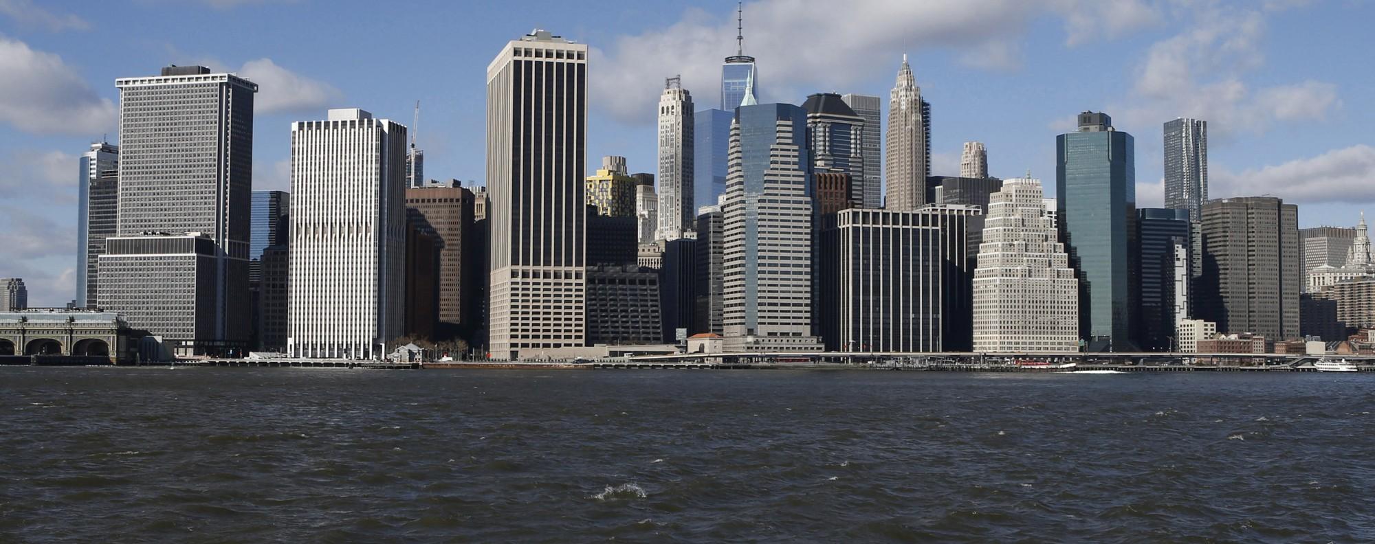 New York City. Photo: AP
