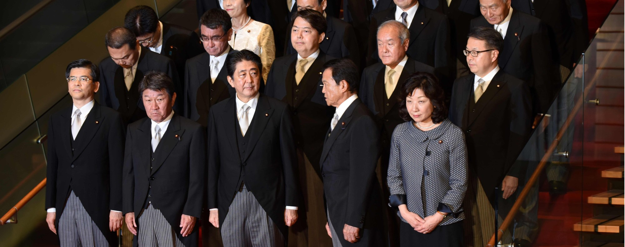 looks prime and members japan cabinet reshuffle photo key retain diplomacy politics e shinzo may defense ministers s seoul a n abe pick national wednesday his new minister beijing of news for evening controversy gather invites chief irk