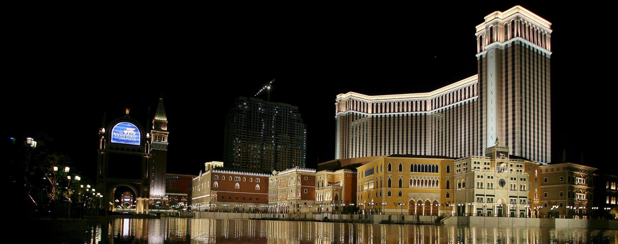 The Venetian Macao. Photo: EPA
