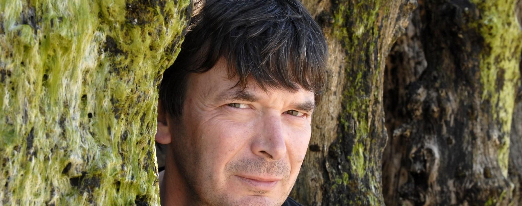 Writer Ian Rankin.