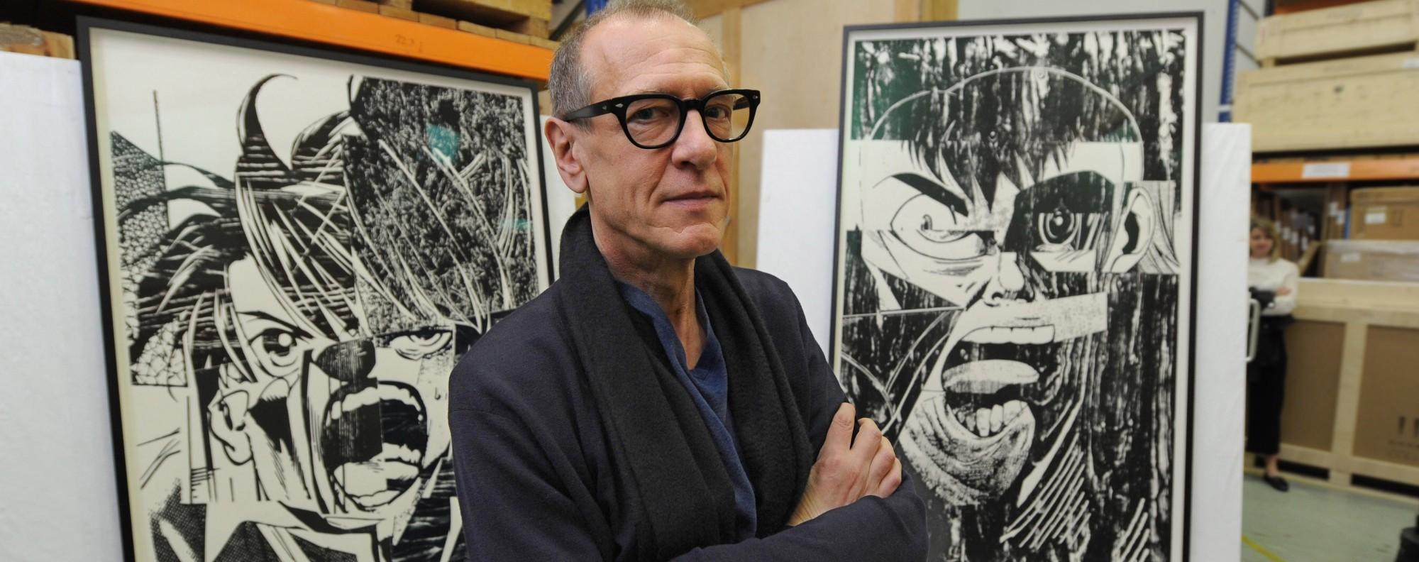 Artist Christian Marclay.