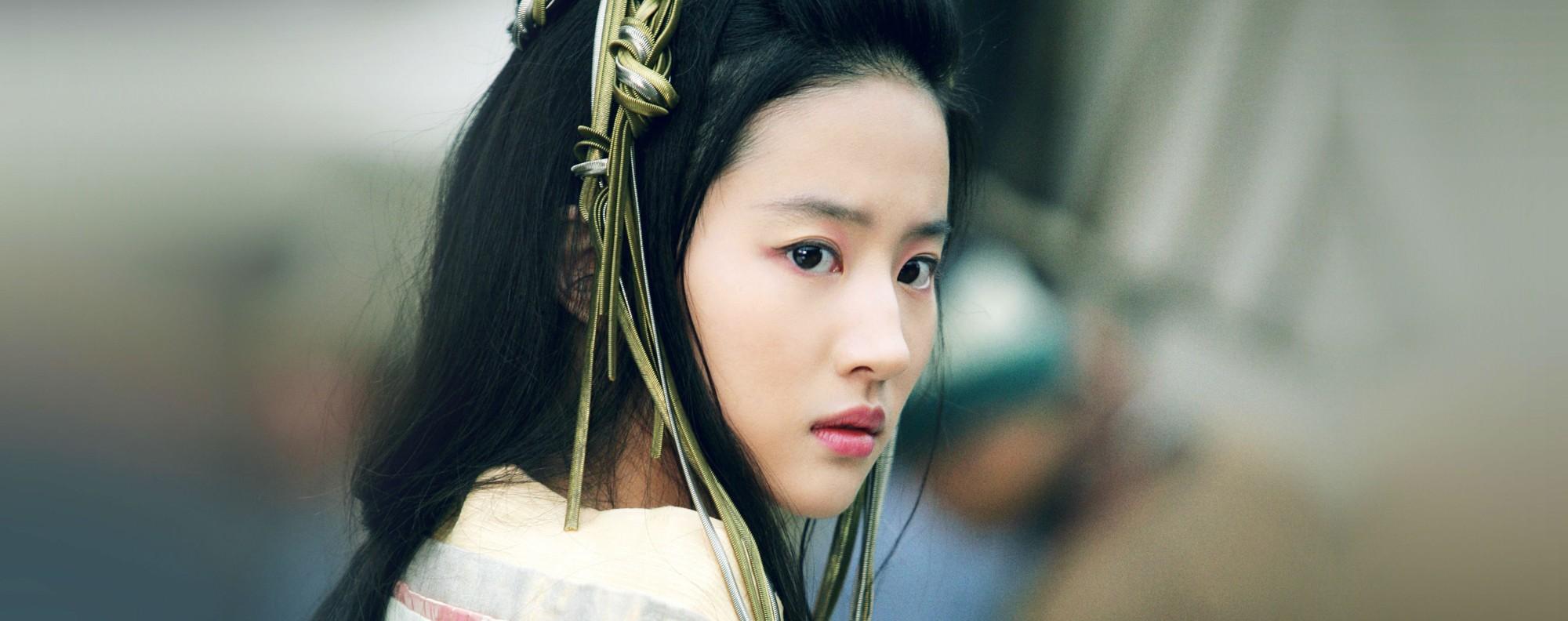 Liu Yifei, Disney's next 'Mulan'.