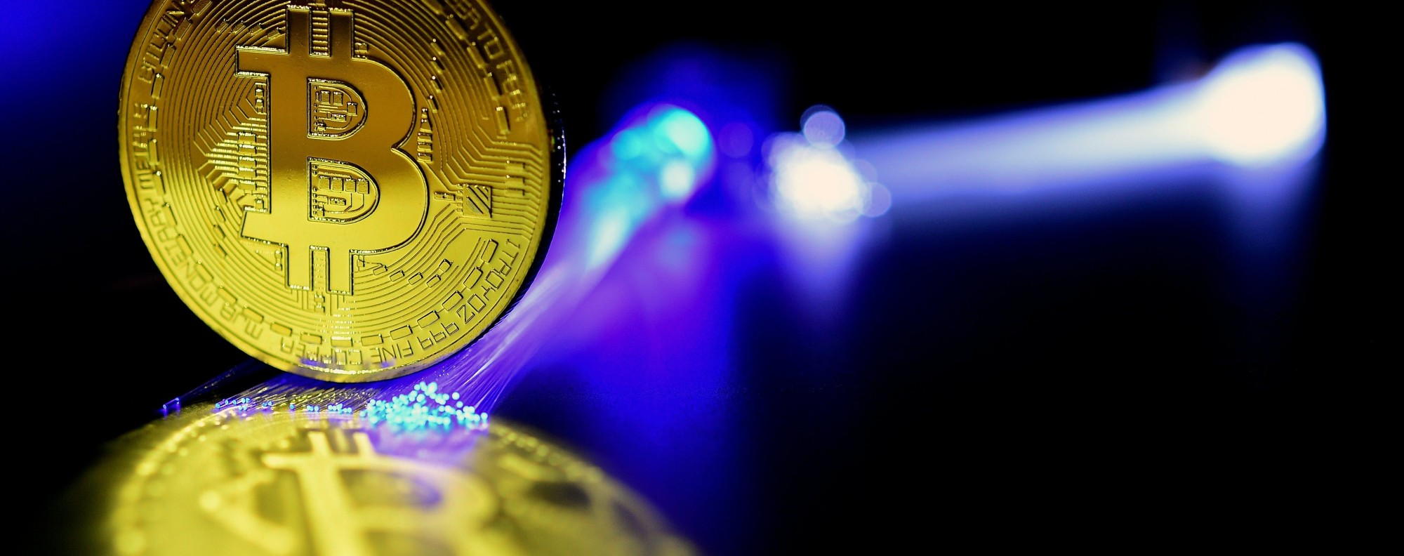 Bitcoin's value has fluctuated wildly in the past few months. Photo: EPA