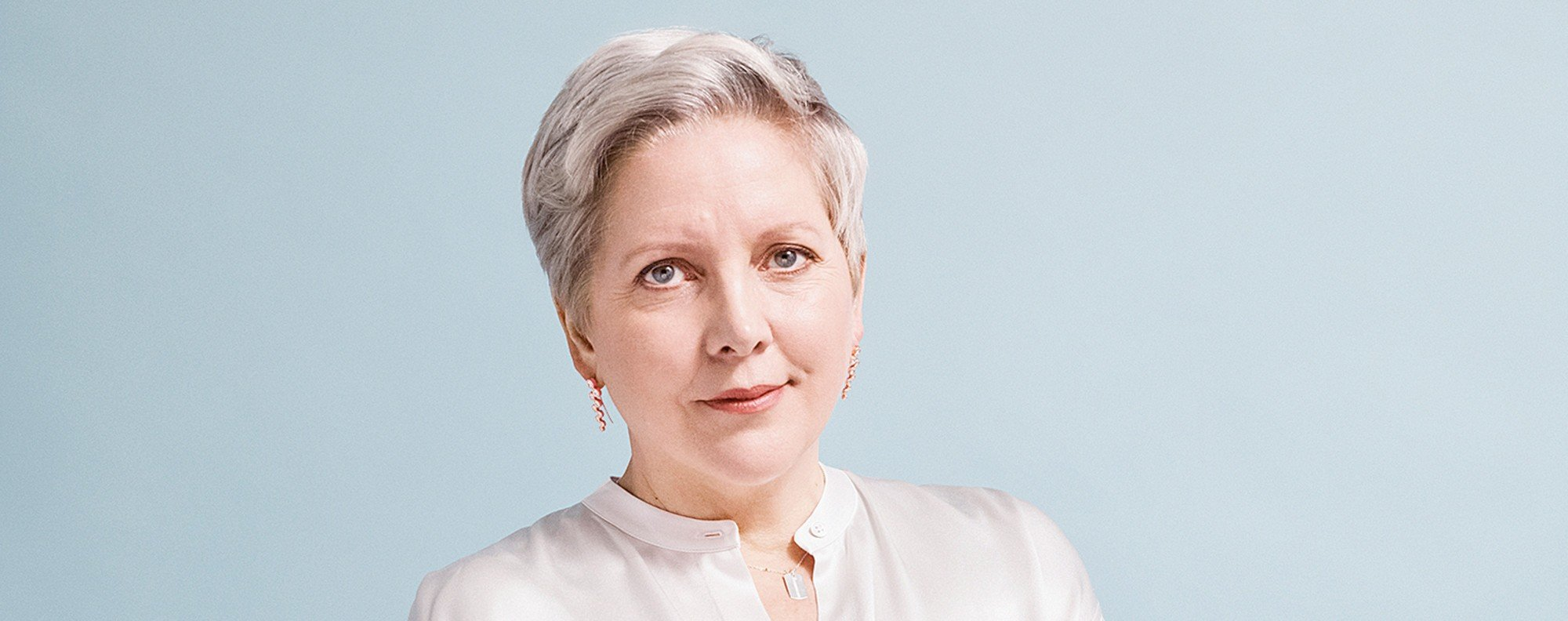 Carrie Gracie, the BBC's former China editor.