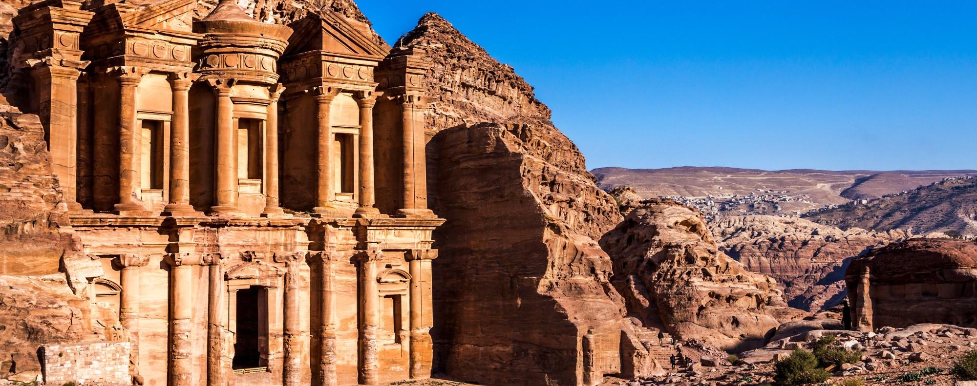 The Monastery, Petra, Jordan.