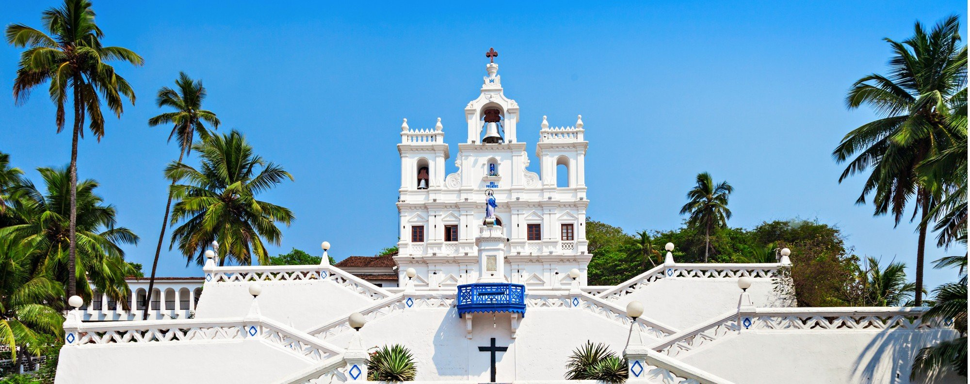 Our Lady of the Immaculate Conception Church, Goa.