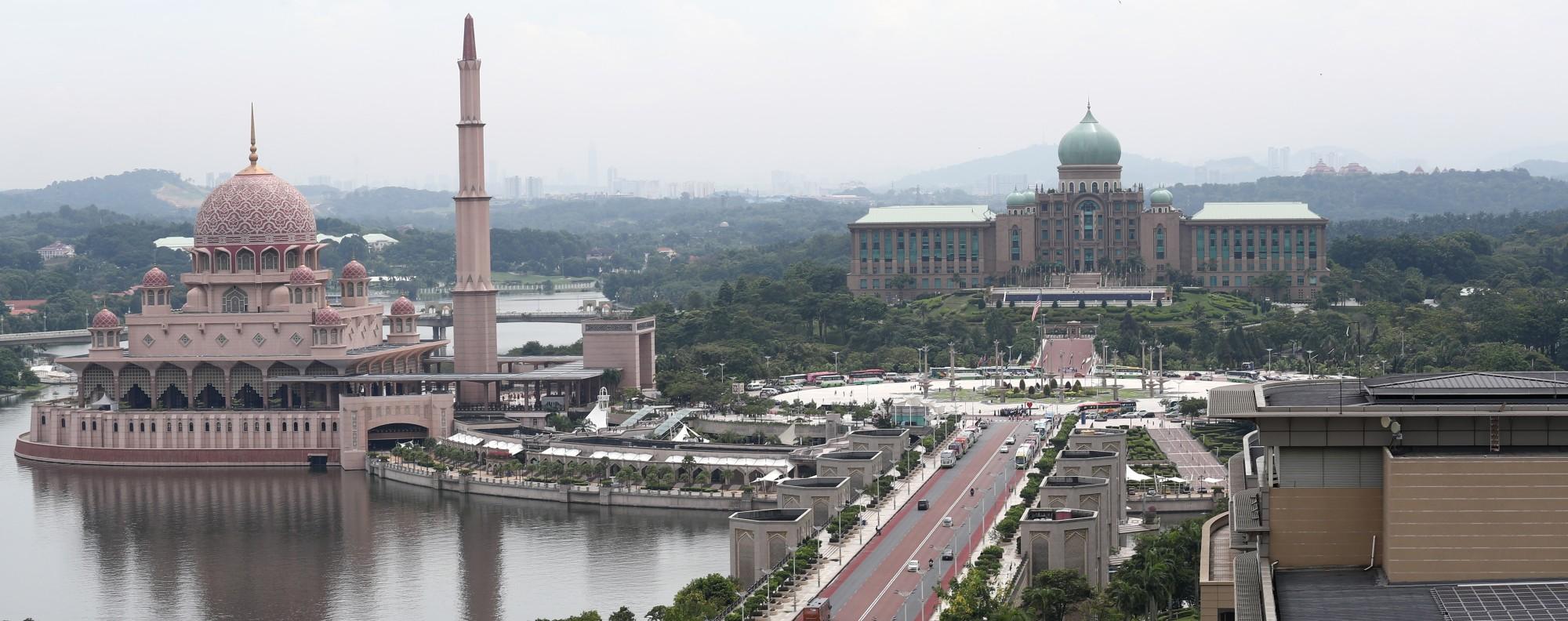 Putrajaya, Malaysia. Photo: Nora Tam