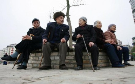 Filial piety requires emotional care, not just financial support. Photo: Reuters